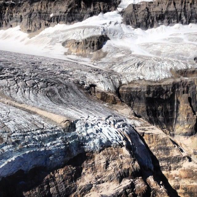 Rocky Mountain Glacier