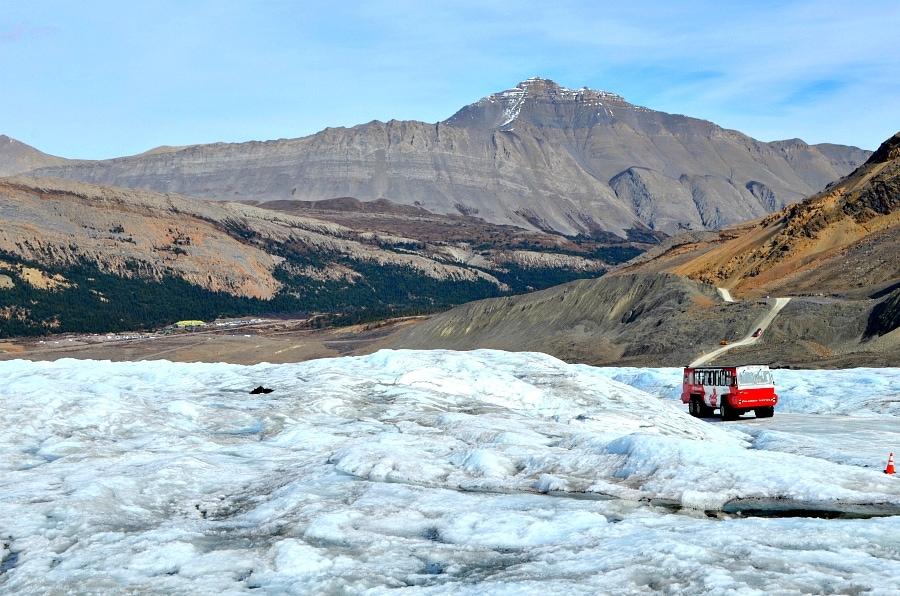 Columbia Glacier Adventure