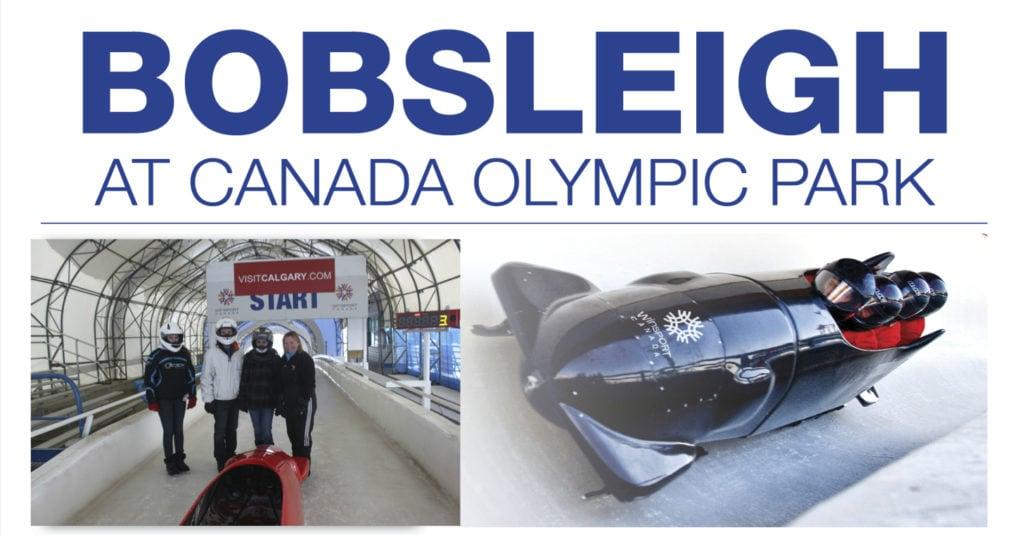 Canada olympic park Calgary