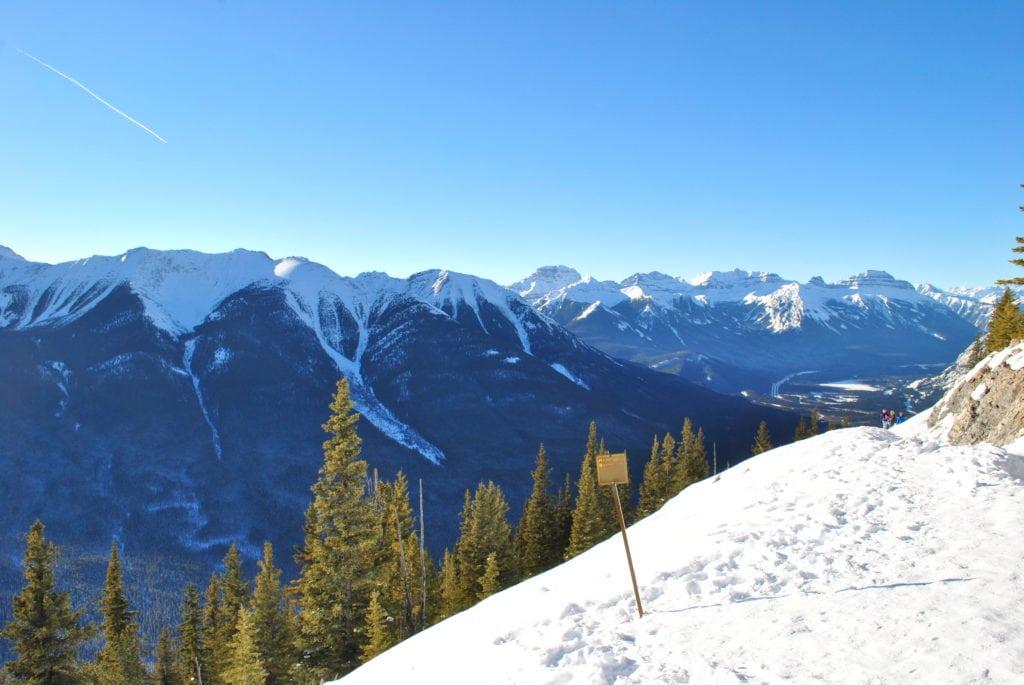 banff gondola Alberta Canada