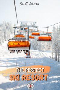 best skiing in Banff Canada