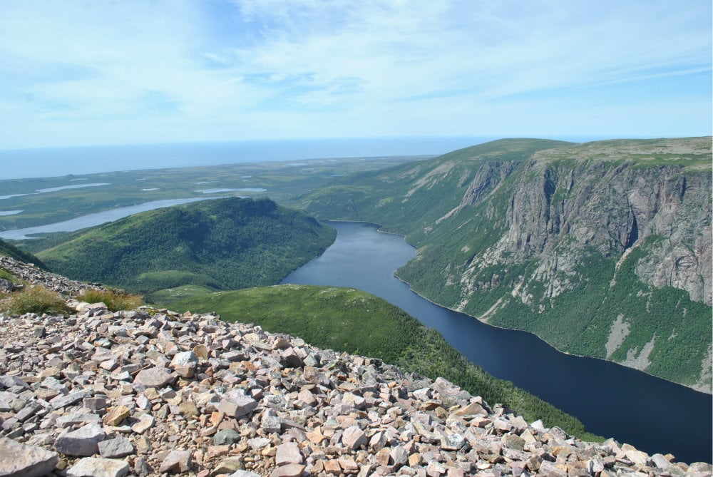 Beautiful Gros Morne Newfoundland