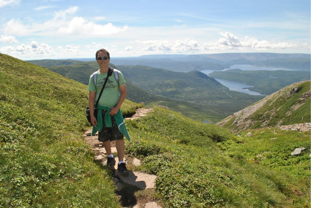 Gros Morne National Park Hiking
