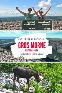 Our Experience Hiking Gros Morne National Park