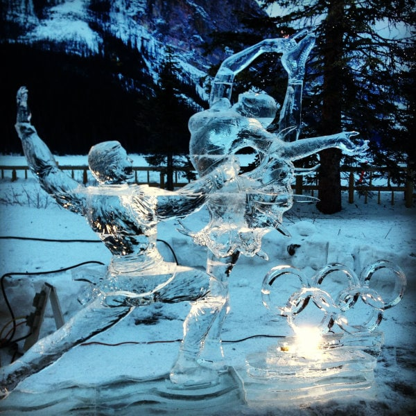Ice Magic Festival Lake Louise