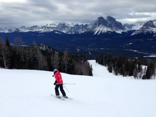 Ski Lake Louise