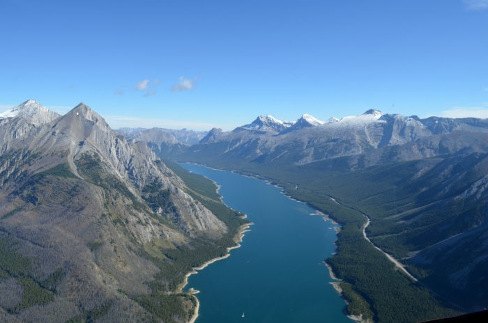 Helicopter Tour Canmore Alberta
