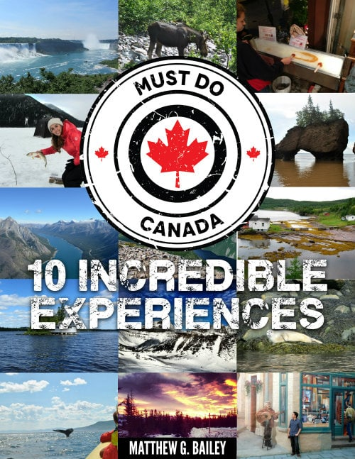 Must Do Canada eBook