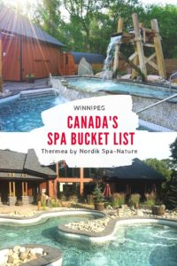 Thermea by Nordic Spa-Nature in Winnipeg