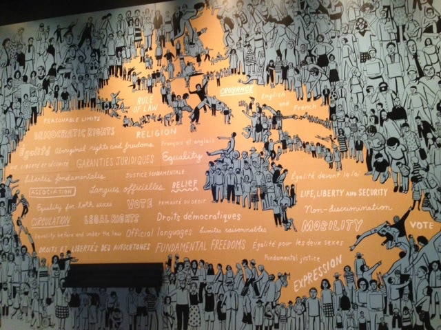 Human Rights Museum Winnipeg