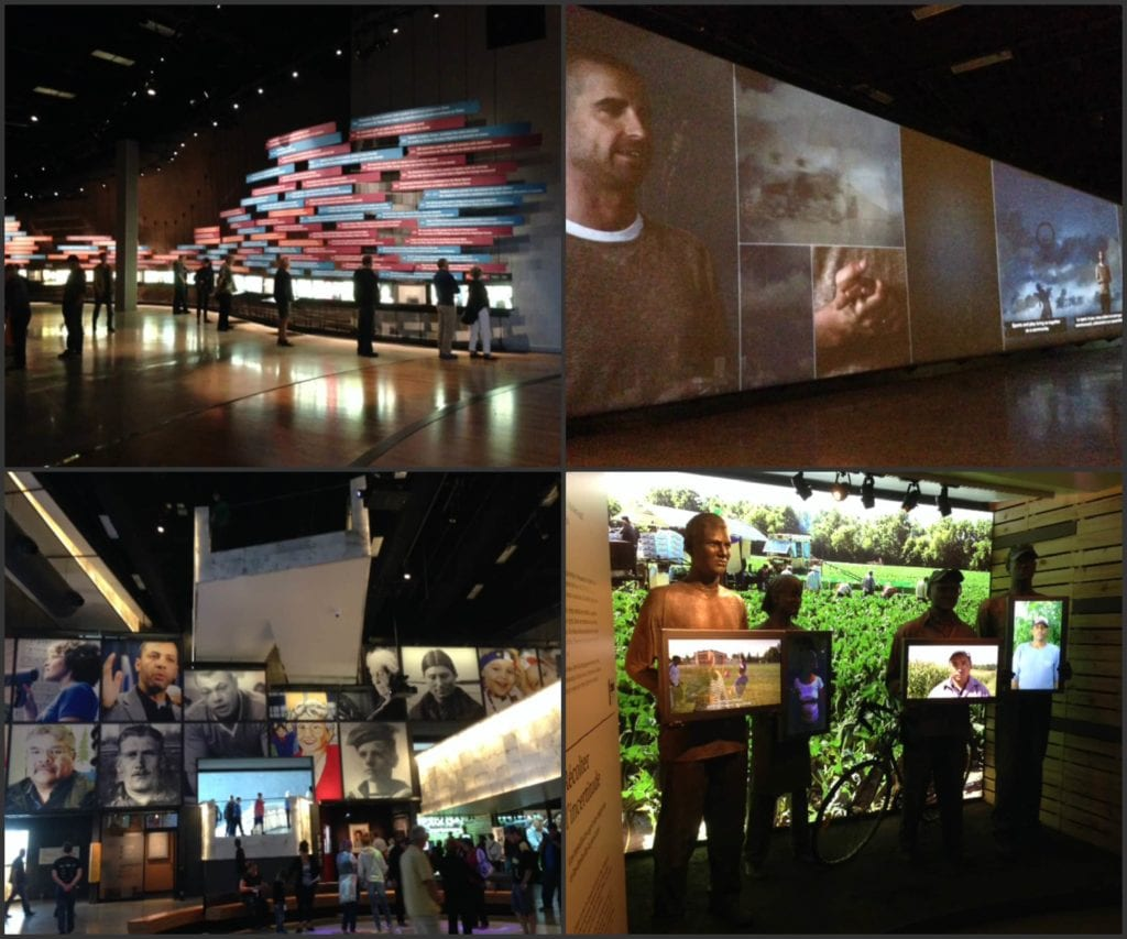Human Rights Museum Winnipeg
