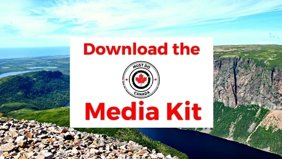 Must Do Canada Media Kit