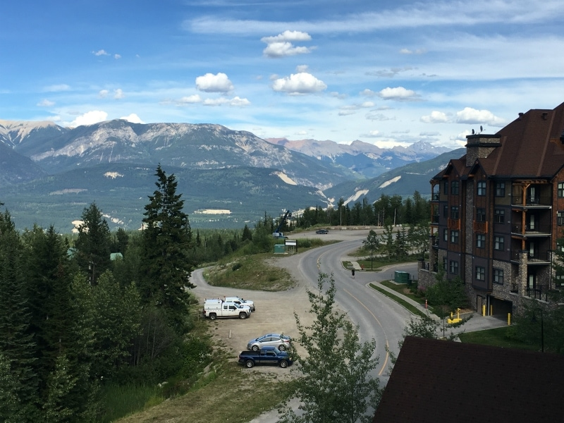 Glacier Mountaineer Lodge Kicking Horse