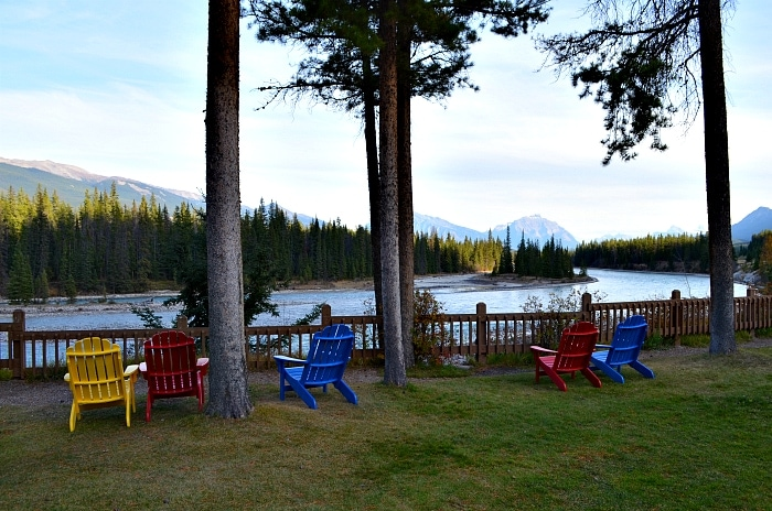 Places to stay jasper alberta