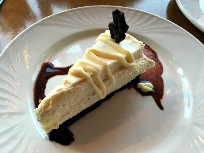 Goat cheesecake syrups of jasper