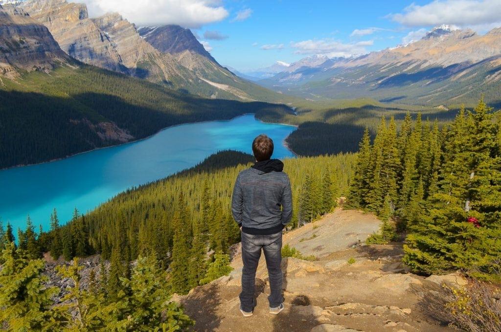 Peyto Lake Jasper
