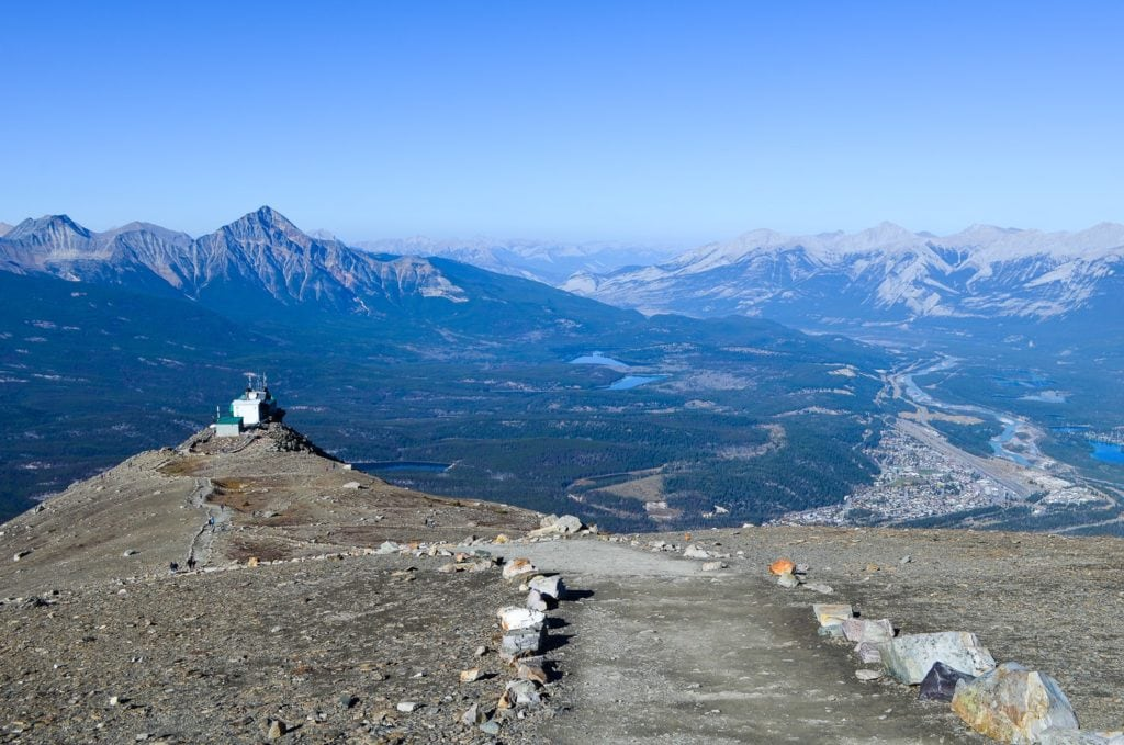 Jasper Skytram - things to do in jasper