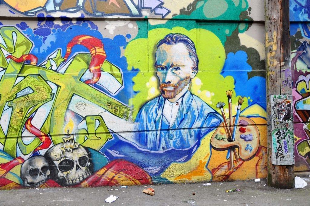 Street Art Vancouver