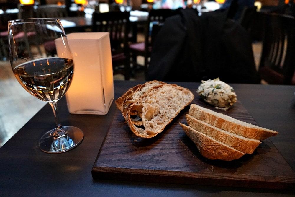 Fresh Bread Belvedere