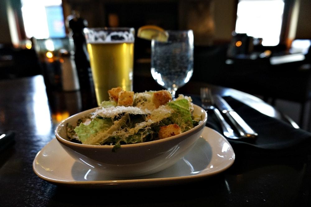 Caesar Salad Saltlik Calgary