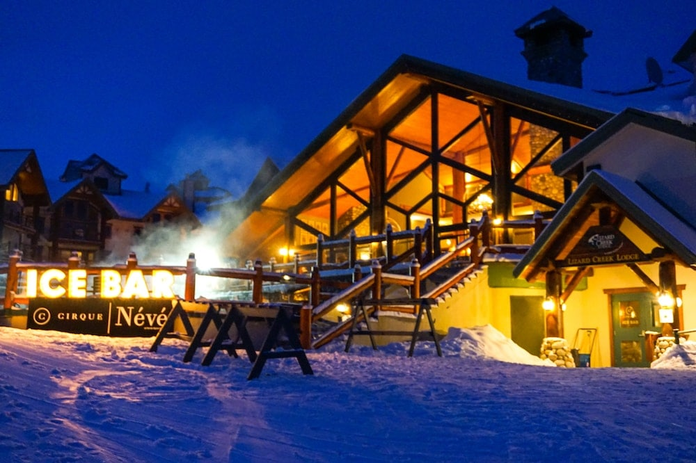 Lizard Lodge Resort Fernie