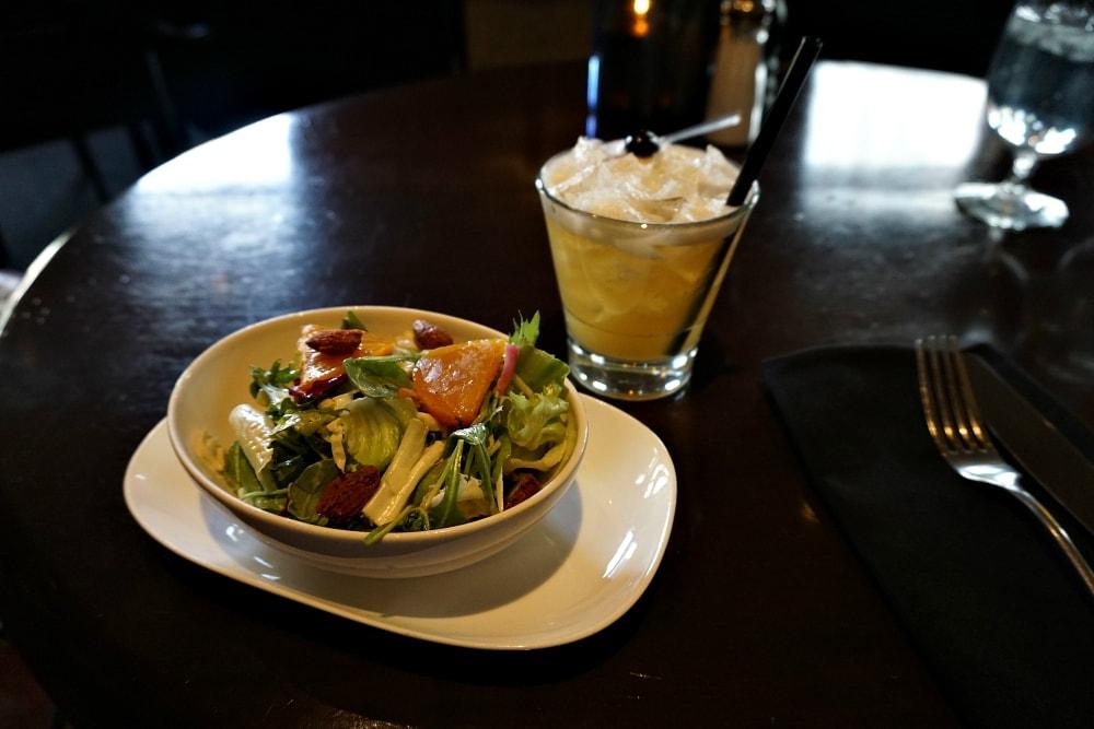 House Salad Saltlik Calgary