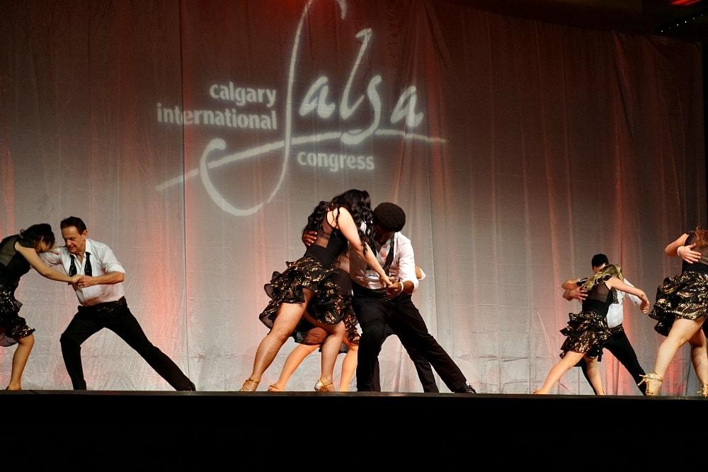 Salsa Congress Calgary