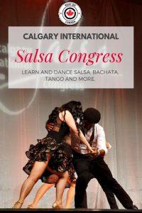 Calgary Salsa Congress