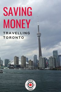 Save Money travelling in Toronto
