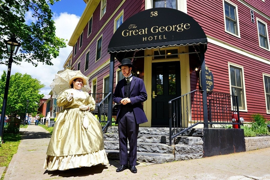 Walking Tours Charlottetown