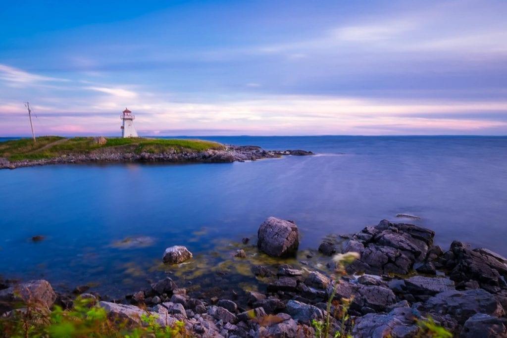 Nova Scotia Lightouse