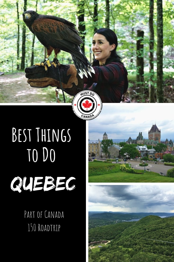 Best Things to Do in Quebec