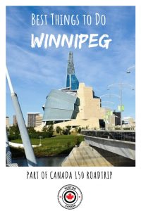Best Things to o in Winnipeg