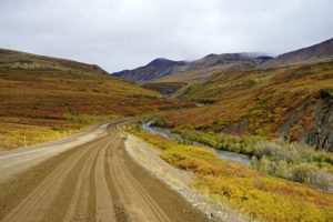 how to drive the dempster highway