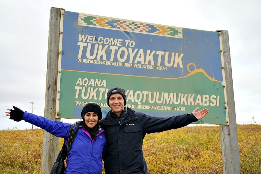 best things to do in tuktoyaktuk