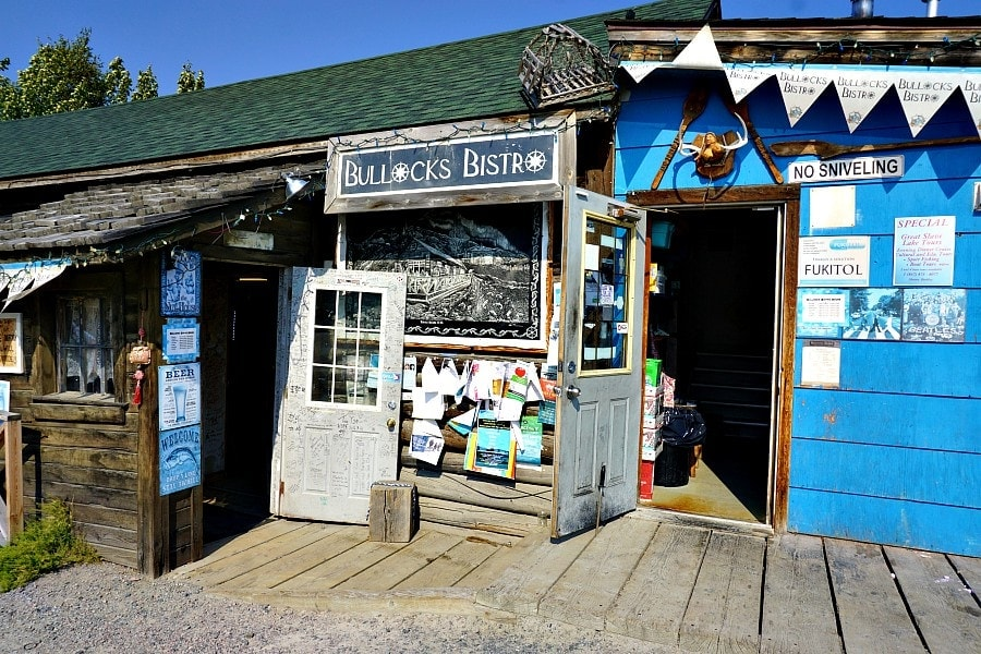 Where to eat in yellowknife