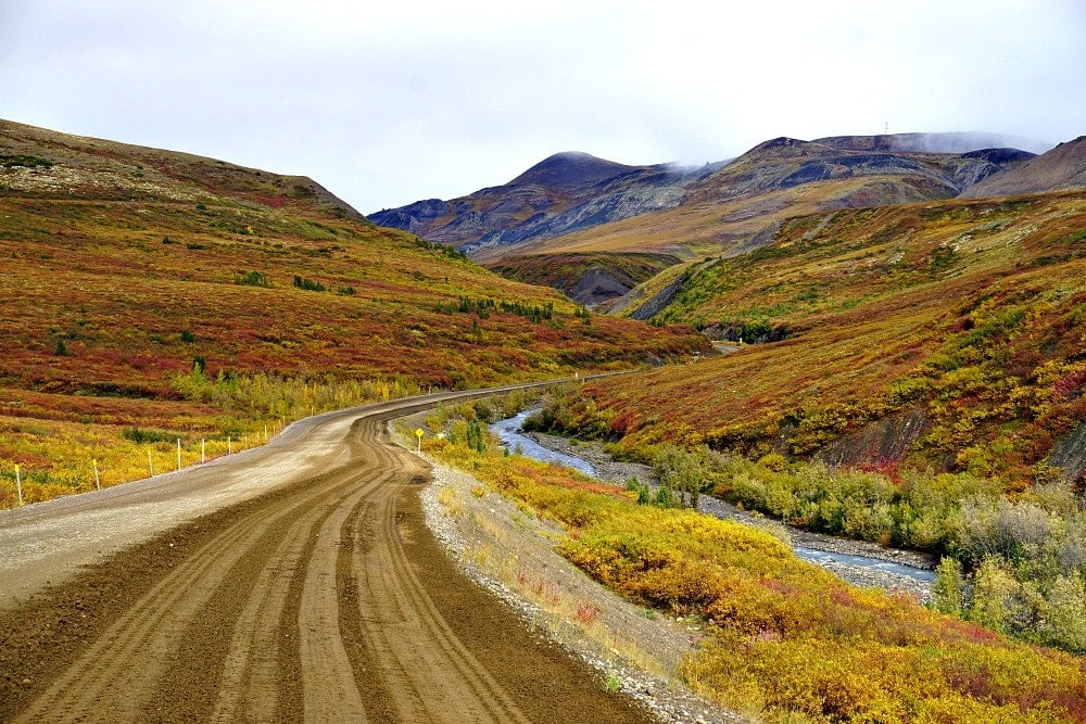 Driving the Dempster Highway Highway