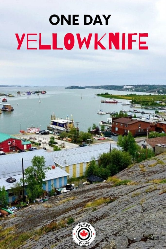 best things to do in Yellowknife Canada