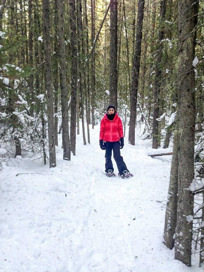 Actividades de invierno en Canada