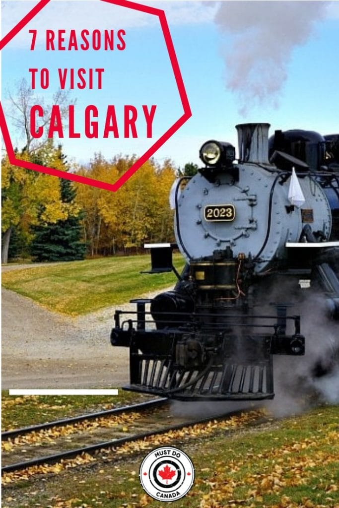best things to do in Calgary