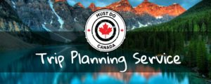 Canada trip planning services