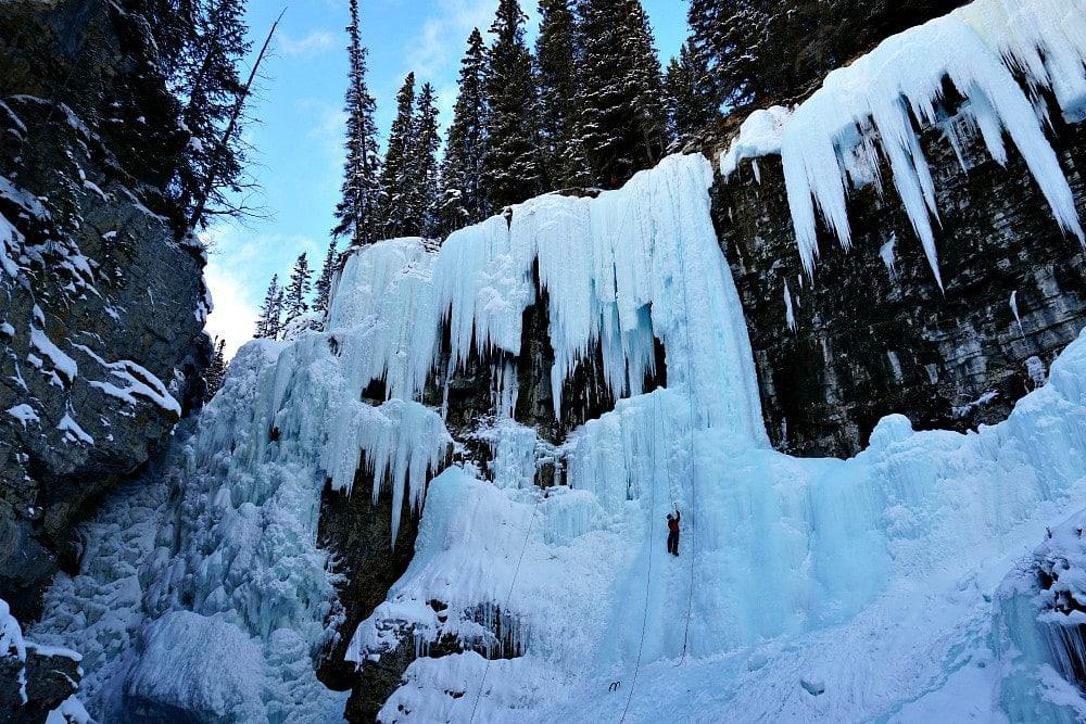 winter johnston canyon