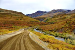 tips for driving the Dempster Highway