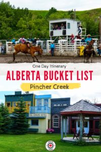 things to do in pincher creek alberta canada