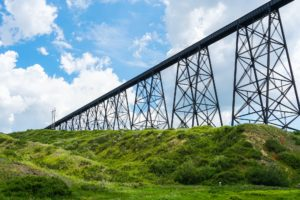 lethbridge train bridge