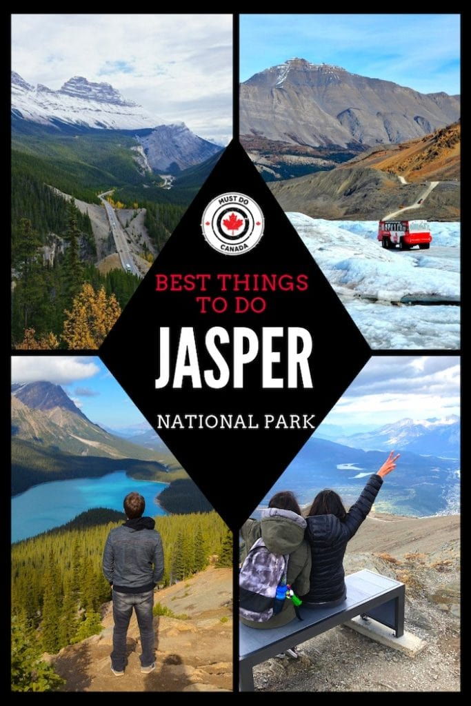 best things to do in jasper national park