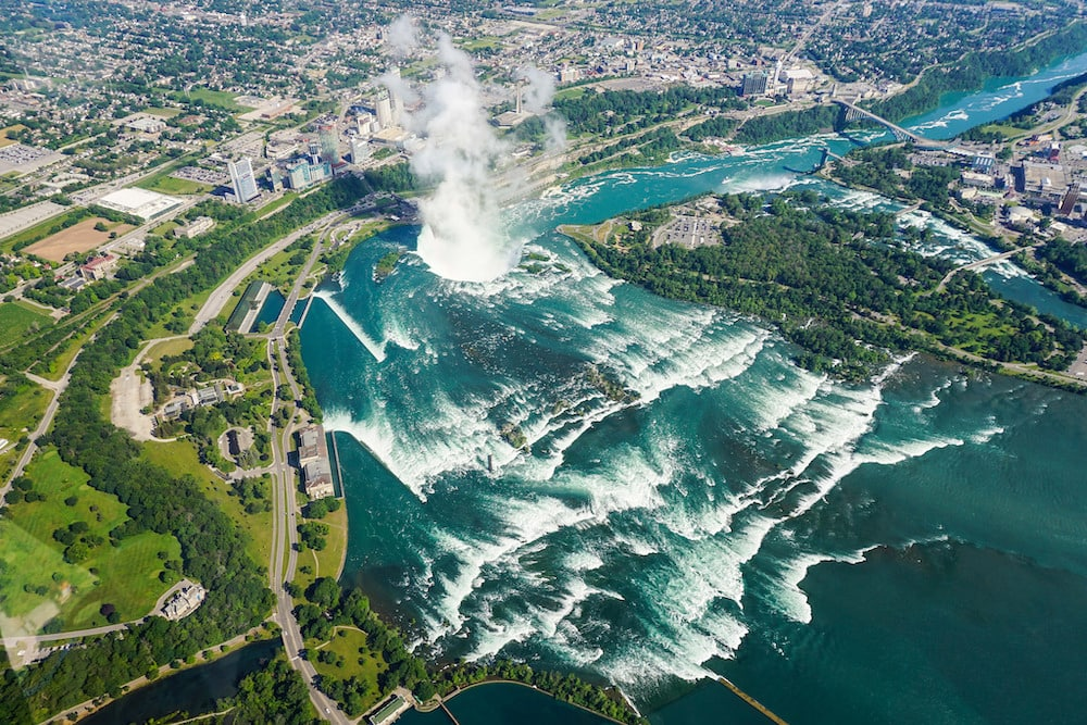 Things to do in niagara falls. Best Views of Niagara Falls is a helicopter ride.