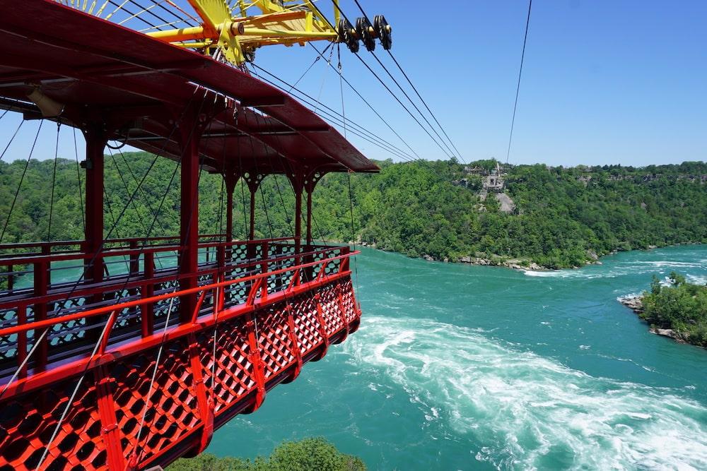 Whirlpool Aero Car Niagara Falls Canada