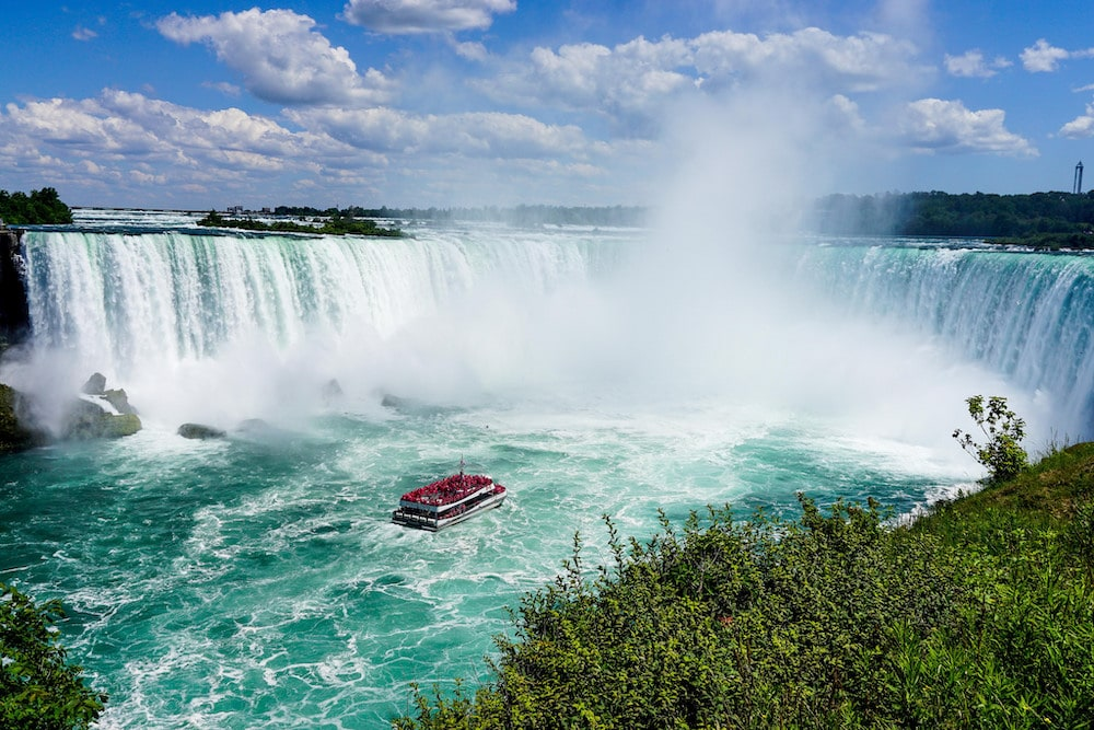 best views of niagara falls ontario canada