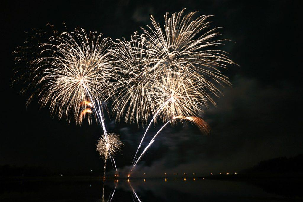 Globalfest Fireworks Calgary